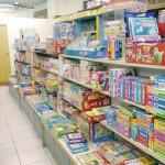 英才兒童圖書專賣店還另設有兒童教具專區!